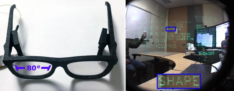 occhiali Hololens Microsoft